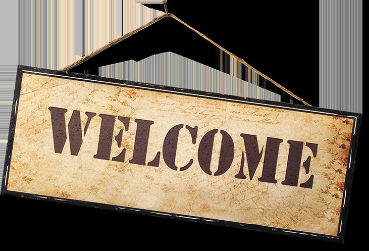 bg welcome - jasa bikin stiker bandung