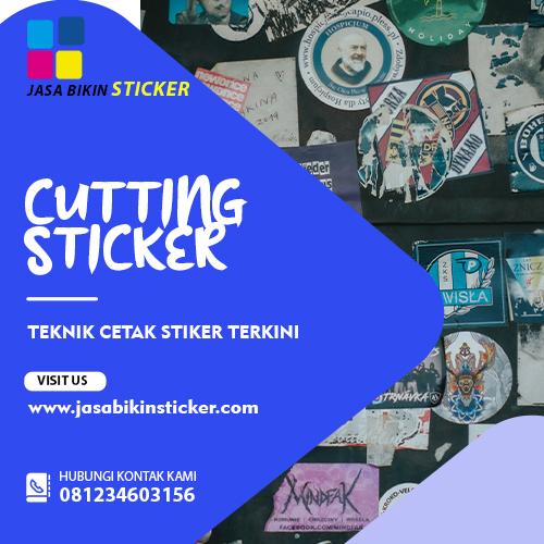 cutting sticker bandung