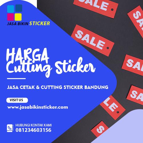 harga cutting sticker bandung